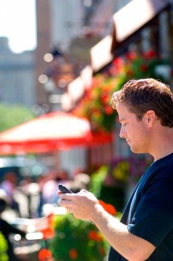 geotagging smartphones