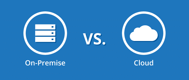 The Pros And Cons Of Cloud Vs On Premise Servers