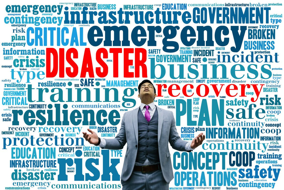 what is a business recovery plan